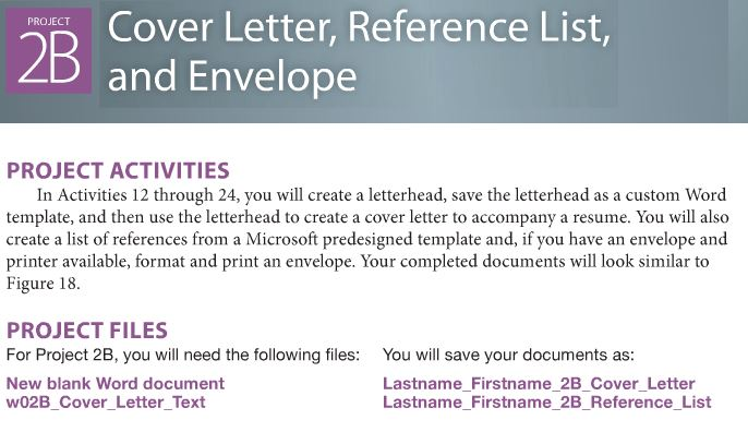 end of coursework reference letter